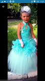 Платье для девочки на выпускной Карлівка