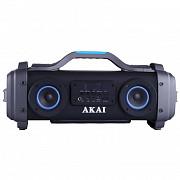Портативная акустическая система AKAI ABTS-SH01 Черный (29138) Киев