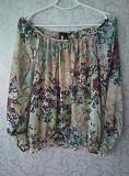 Неймовірна яскрава блуза H&M Мала Виска