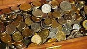 Обмен монет (евро, злотые) Харків