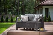Набор садовой мебели Keter Corfu Love Seat Ужгород