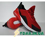 Спортивная качественная обувь купить красные кроссовки мужские на подушках Ковель