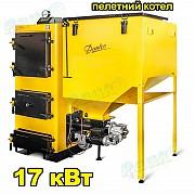 Пелетний котел потужністю 17 кВт Кропивницький