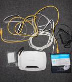 Беспроводной маршрутизатор TP-link tl-wr740n (роутэр Wi-Fi) Нові Санжари