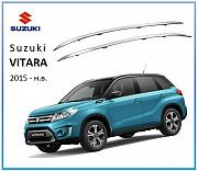 Оригинальные рейлинги для Suzuki Vitara 2015- Харків