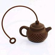"""Силиконовый заварник (ситечко) для чая """"чайник"""" Херсон"""