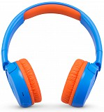 Детские наушники JBL JR 300 BT Uno Blue-Orange (JBLJR300BTUNO) Харків