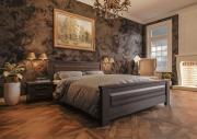"""Дерев""""яне ліжко 160/200+безкоштовна доставка Червоноград"""