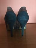 Замшеві туфлі нові 38 розмір Борщів
