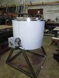 Барабанный смеситель для жидких и сыпучих продуктов Полтава