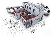 Техническое заключение о состоянии конструкций зданий и сооружений Дніпро