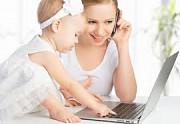 Работа для активных мамочек Горішні Плавні