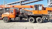 Услуги автокрана 25 тонн 25 м, на базе Камаз, Краз Одесса