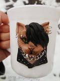 Чашка с декором Вознесенськ