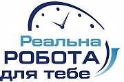 Реализатор (ежедневная оплата) 8 000 грн. + бонус Житомир