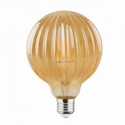 """Лампа світлодіодна """"RUSTIC MERIDIAN-6"""" 6W Filament LED E27 Тернопіль"""