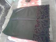 Продам стильную кожаную юбку со вставкой ришелье Ужгород