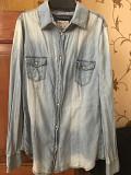 Джинсовая рубашка Alcott Бердянськ