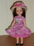 Одежда для куклы паола рейна ,антонио хуан, крузелинг 21см. Рівне