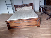 Ліжко деревяне Збараж