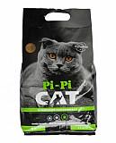 Комкуючий наповнювач для туалету котів - Бентонітовий Pi Pi Cat Ковель