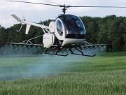 Авіахімобробка пшениці дельтоплан вертоліт Кропивницький