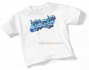 Детская футболка Boeing Pudgy Formation Youth T-shirt (белая) Вінниця