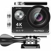 AKASO EK7000, 4K, Wi-Fi, для активного отдыха, спортивная водонепроницаемая экшн-камера, 12 МП Київ