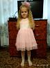 Нарядное воздуное платье 6-7 лет Сновськ
