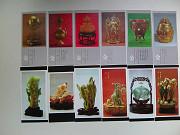 Продам календарики СССР , Китай в коллекциях и разнобоем. Київ