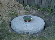 Сливная яма под ключ Септик Колодец Чистка колодца Кольца бетонные