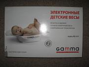 Электронные детские весы Gamma MD6141 Киев