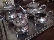 Сервиз чайный (мельхиор) Одеса