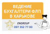 Ведение бухгалтерии ФЛП в Харькове недорого Харків