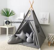 Вигвам,типи, шалаш,палатка для игр.Комплект с ковриком. Распродажа Київ