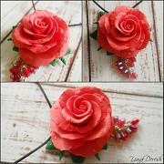 Подвека роза Вознесенськ