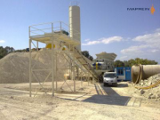 Оборудование для производства сухих строительных смесей 5 т/ч, Maprein Испания Харьков